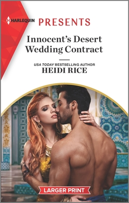 Innocent's Desert Wedding Contract Cover Image