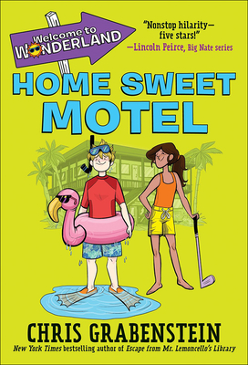 Home, Sweet Motel Cover Image