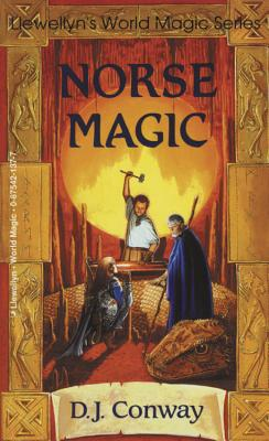 Norse Magic (Llewellyn's World Religion & Magick) Cover Image