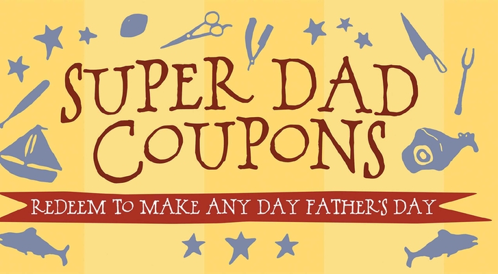 Cover for Super Dad Coupons