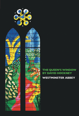 The Queen's Window by David Hockney Westminster Abbey Cover Image