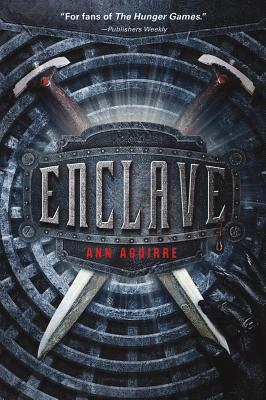 Enclave (The Razorland Trilogy #1) Cover Image