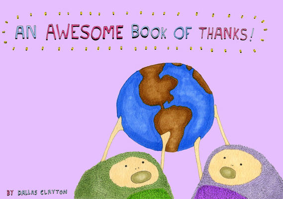 An Awesome Book of Thanks! Cover