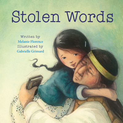 Stolen Words Cover Image