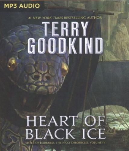 Heart of Black Ice Cover Image