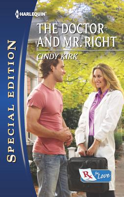 The Doctor and Mr. Right Cover