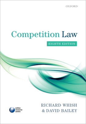 Competition Law Cover Image