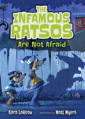 The Infamous Ratsos Are Not Afraid Cover Image