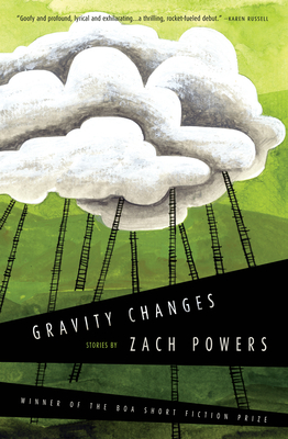 Gravity Changes (American Readers) Cover Image