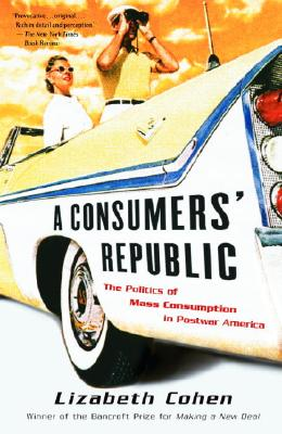 A Consumers' Republic Cover