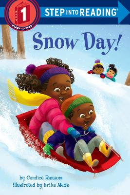 Snow Day! (Step into Reading) Cover Image