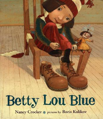 Betty Lou Blue Cover