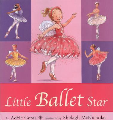 Little Ballet Star Cover