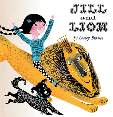 Jill & Lion by Lesley Barnes