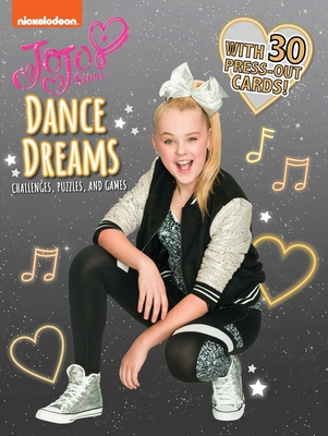 Dance Dreams: Challenges, Puzzles, and Games (JoJo Siwa) Cover Image