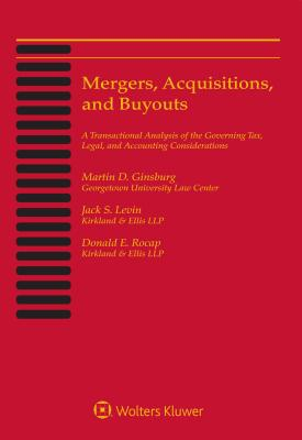 Mergers, Acquisitions, & Buyouts: May 2019 Edition Cover Image