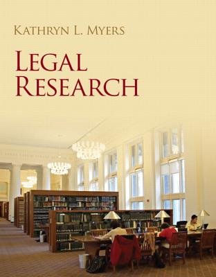 Legal Research Cover Image