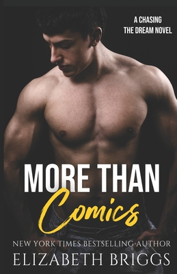 More Than Comics Cover Image