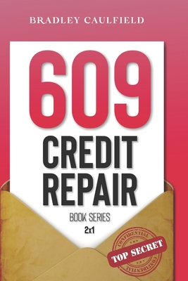609 Credit Repair Series: Template Letters & Credit Repair Secrets Workbook Cover Image