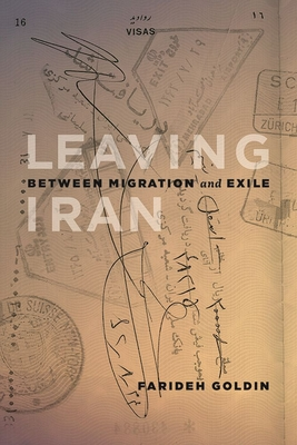 Cover for Leaving Iran