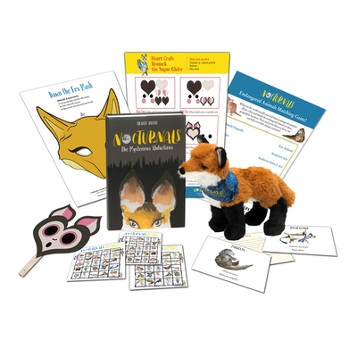 Cover for The Nocturnals Book & Plush Activity Pack [With Plush]