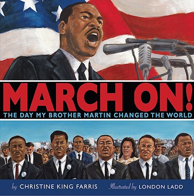 March On! Cover