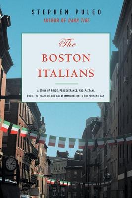 The Boston Italians Cover