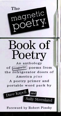 Cover for The Magnetic Poetry Book of Poetry
