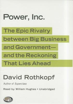 Power, Inc. Cover