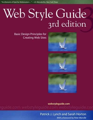 Web Style Guide 3rd Edition Basic Design Principles For Creating Web Sites Indiebound Org
