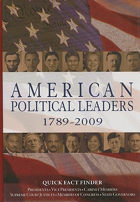 Cover for American Political Leaders 1789-2009