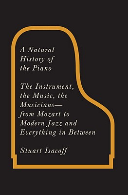 A Natural History of the Piano Cover