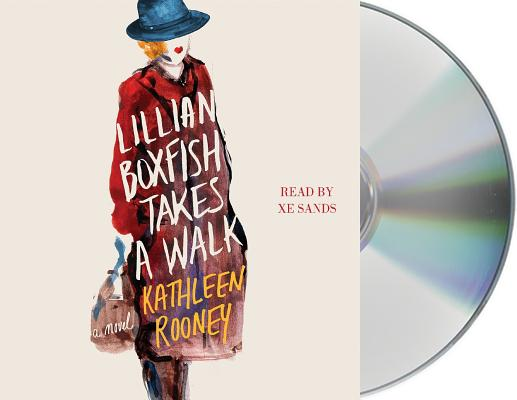 Lillian Boxfish Takes a Walk: A Novel Cover Image