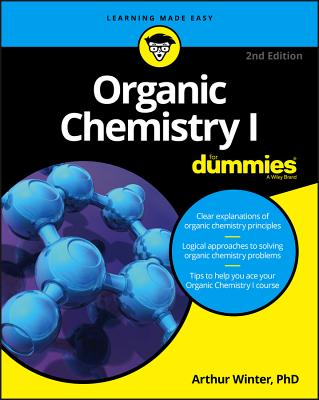 Organic Chemistry I for Dummies (For Dummies (Lifestyle)) Cover Image