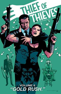 Cover for Thief of Thieves, Volume 6