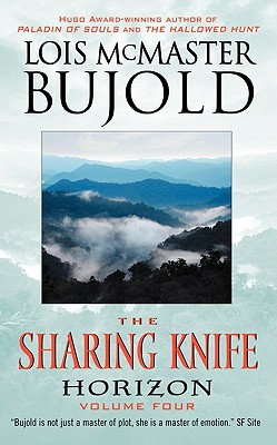 The Sharing Knife Cover