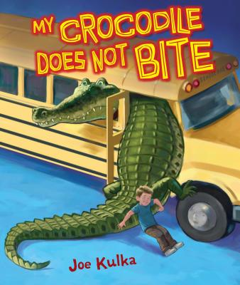 My Crocodile Does Not Bite Cover