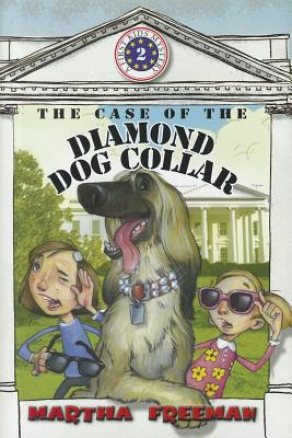 The Case of the Diamond Dog Collar Cover