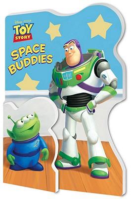 Space Buddies (Disney/Pixar Toy Story) Cover