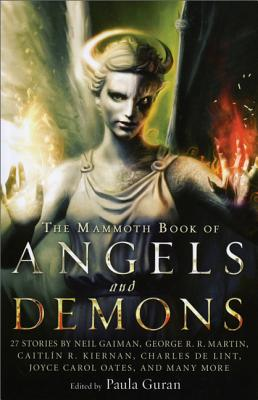 The Mammoth Book of Angels and Demons Cover