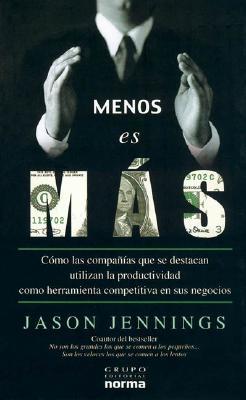 Menos Es MS Cover