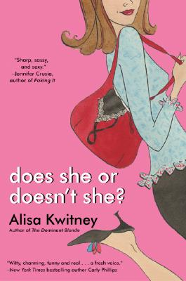 Does She or Doesn't She? Cover