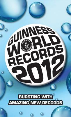 Guinness World Records 2012 Cover