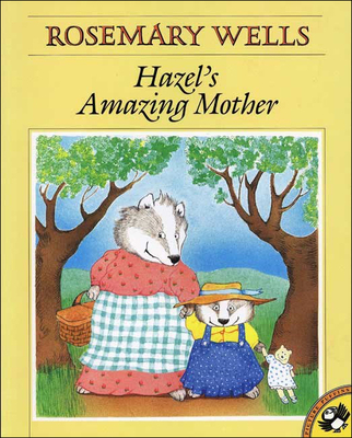 Hazel's Amazing Mother (Picture Puffin Books) Cover Image