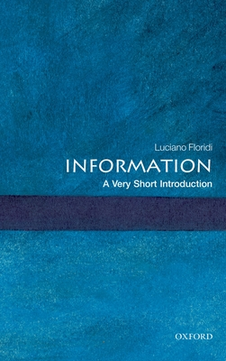 Information: A Very Short Introduction (Very Short Introductions) Cover Image