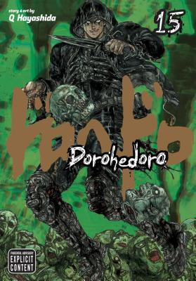 Dorohedoro, Vol. 15 Cover Image