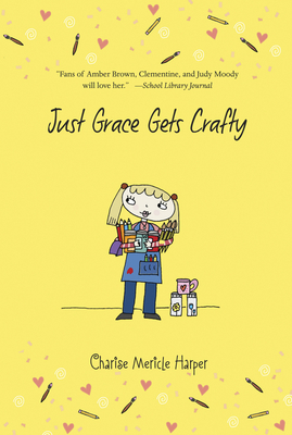 Just Grace Gets Crafty (The Just Grace Series #12) Cover Image