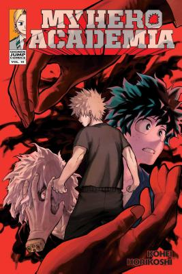 My Hero Academia, Vol. 10: All for One (My Hero Academia  #10) Cover Image