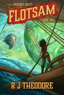 Flotsam: Peridot Shift: Book 1 Cover Image