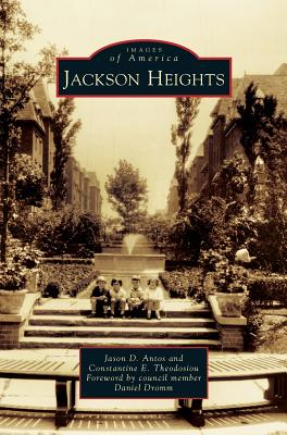 Jackson Heights Cover Image